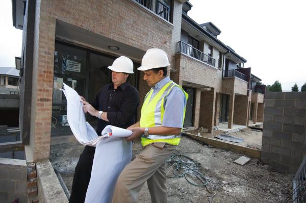 Architect role construction Process