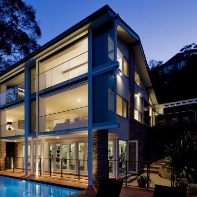 The Northern Beaches Architects designing for seamless indoor/outdoor living