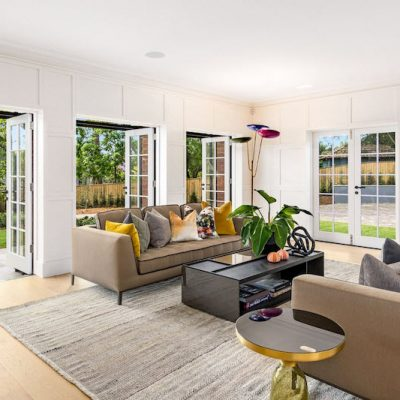 Achieving flow in your house design