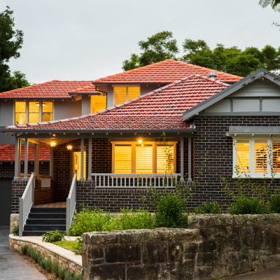 Renovating interwar bungalow style homes in the Northern Suburbs